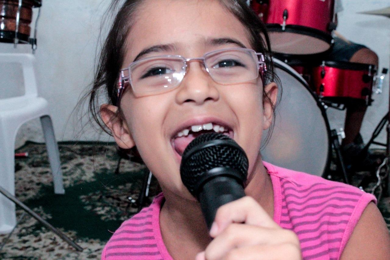 Singen, was das Zeug hält!